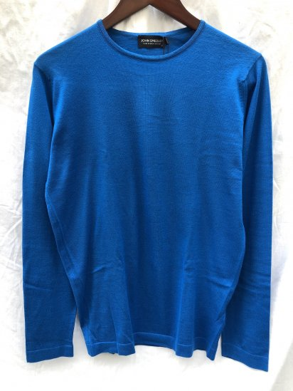 John Smedley Sea Island Cotton Knit 30G