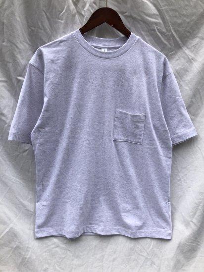 moc T Crew Neck Pocket T Shirts