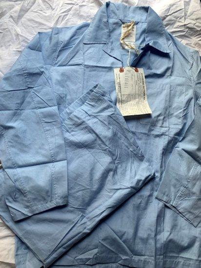 70-80's Vintage Dead Stock British Army Pajama Set Up