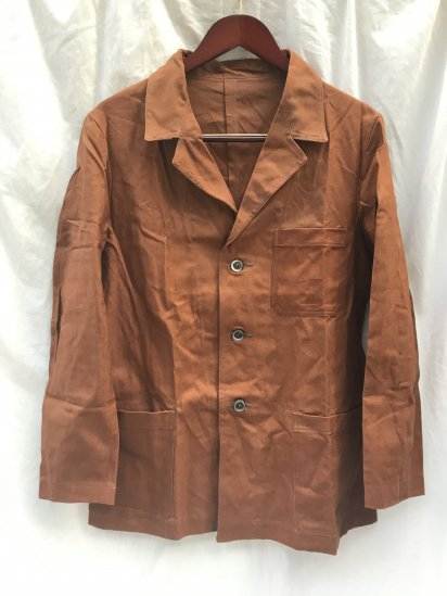 <img class='new_mark_img1' src='https://img.shop-pro.jp/img/new/icons50.gif' style='border:none;display:inline;margin:0px;padding:0px;width:auto;' />70's Vintage Italian Army Prisoner Jacket
