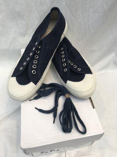 00's Dead Stock Marina Militare Italiana Deck Shoes