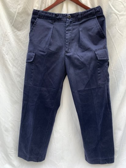 USED Royal Navy AWD (Action Working Dress) Trousers 75/84/100