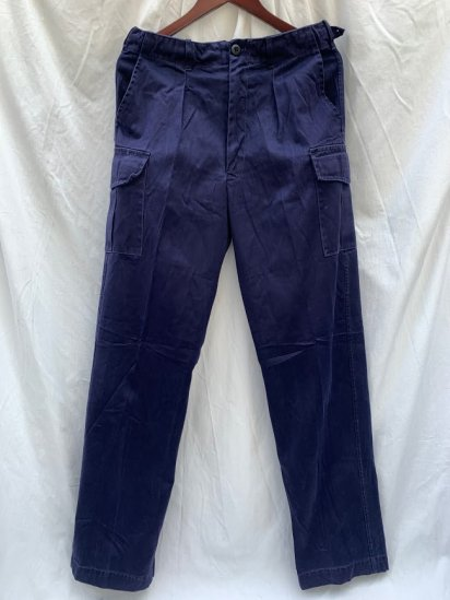 USED Royal Navy AWD (Action Working Dress) Trousers 90/88/104