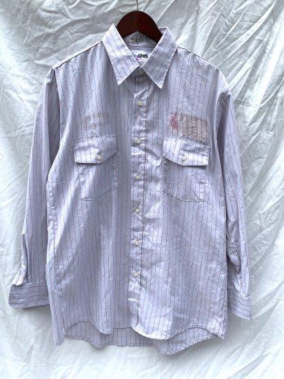 90's~Old CINTAS USA Work Shirts MADE IN U.S.A