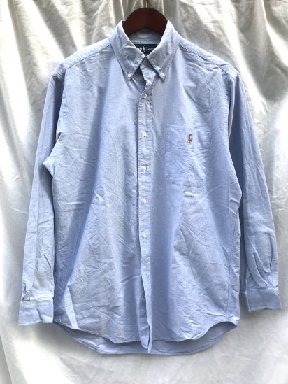 """Old Ralph Lauren Oxford Shirts """"Pony on the Pocket"""""""