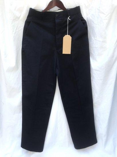 "2021 A/W RICHFIELD MADE IN JAPAN ""T-4"" Mercerization Chino Fabric Trousers ""ILLMINATE別注"""