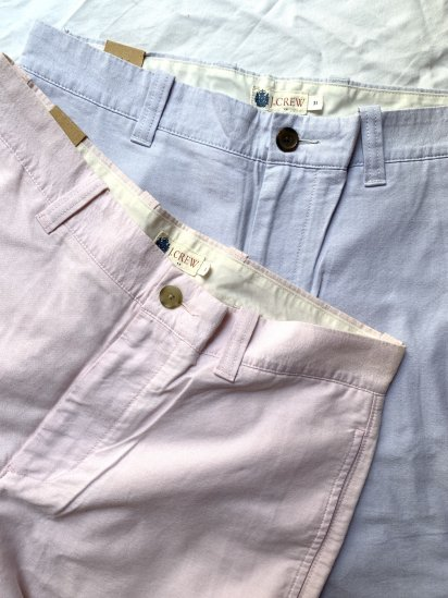 J.Crew 9inch Ox Shorts <BR>SPECIAL PRICE !! 2,900 + Tax