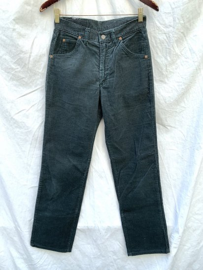 70's Vintage Lee Corduroy Pants Made In USA / 29×32