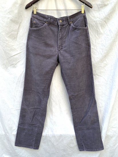 80's Vintage Lee Corduroy Pants Made In USA / 30×32