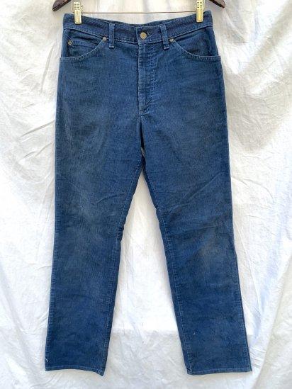 80's Vintage Lee Corduroy Pants Made In USA / 31×32