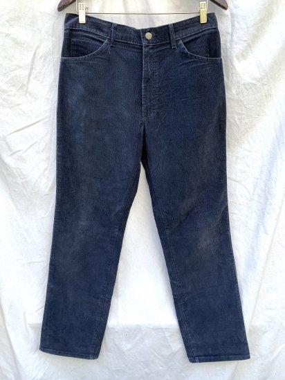 80's Vintage Lee Corduroy Pants Made In USA / 34×30