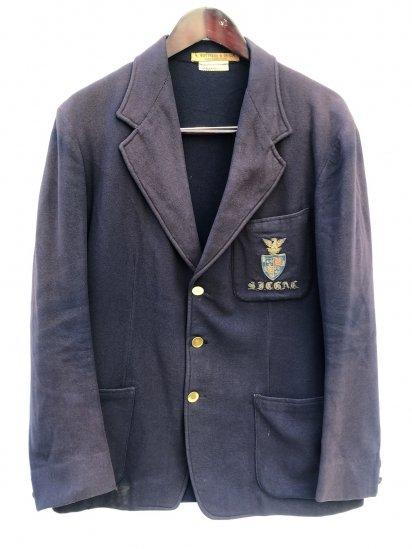 40's Vintage School Blazer Nice Faded