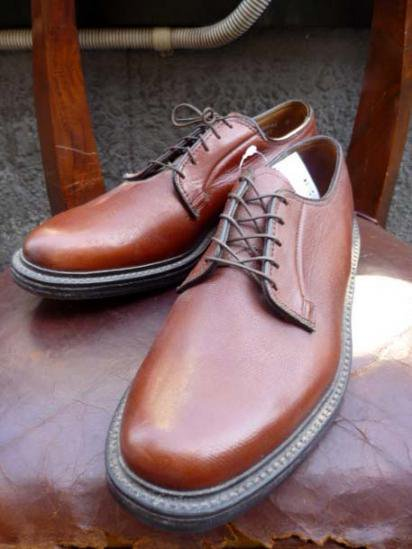FLORSHEIM IMPERIAL PLANE TOE SHOES