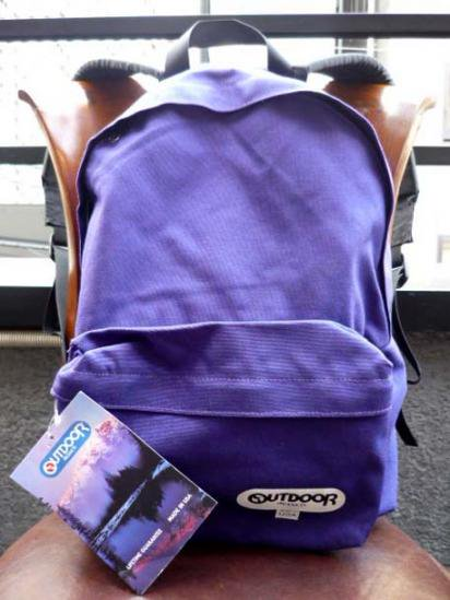 OUTDOOR PRODUCTS BACKPACK 80-90`S DAED STOCK