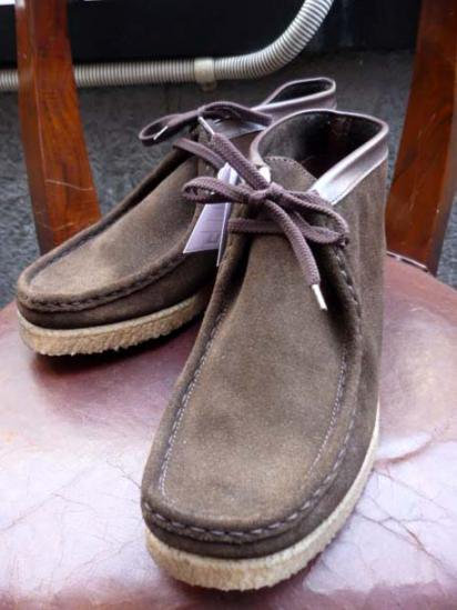 CLARKS WALLABEE 90`S DEAD STOCK
