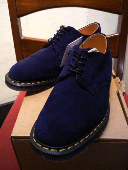 Illminate Shoes Supply 5 eyelet Suede Oxford Shoes