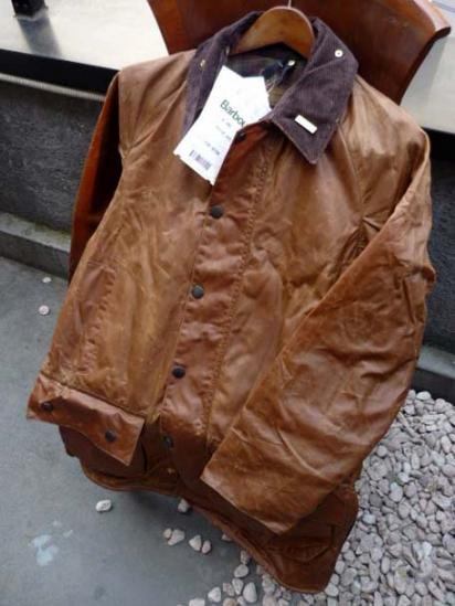 Barbour Beaufort 80-90's Vintage Dead Stock