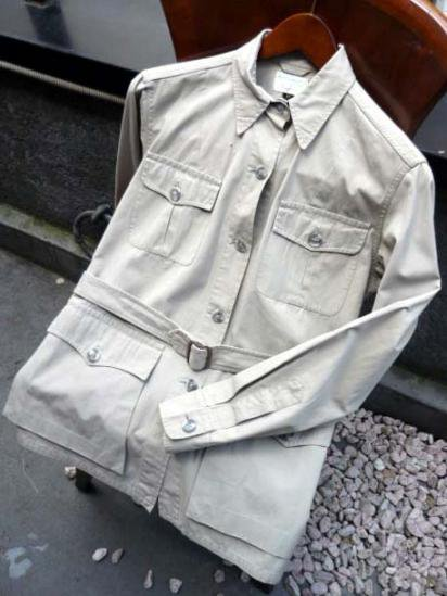 Abercrombie & Fitch Safari Jacket 70`S Vintage