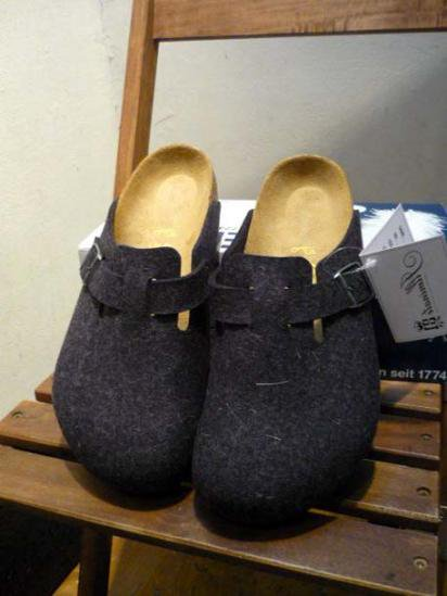 BIRKENSTOCK BOSTON Wool