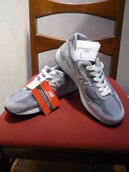 New Balance 992 GRY