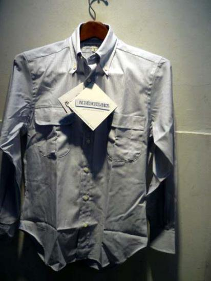 INDIVIDUALIZED SHIRTS  Work Stripe illminate別注