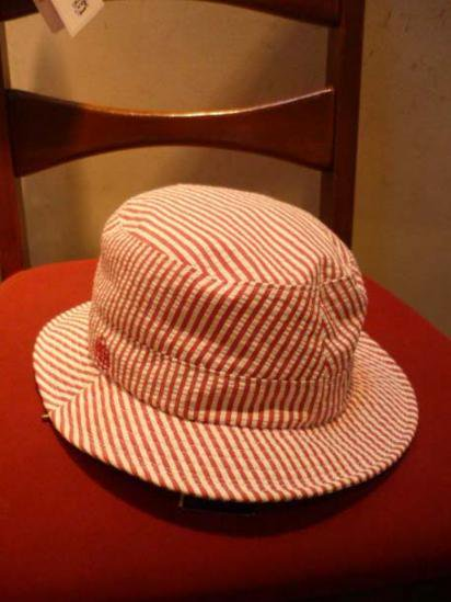 BROOKS BROTHERS Seersucker Hat