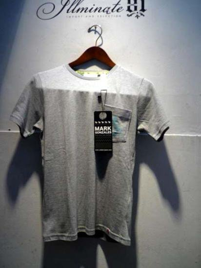 Mark Gonzales Pocket  T-sh