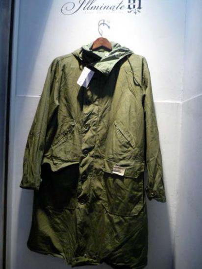 40-50's Vintage Deadstock US Army Coat