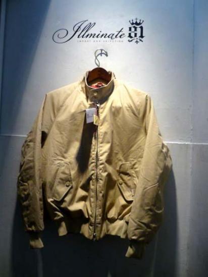 BARACUTA G-9  Jacket Quirt inner