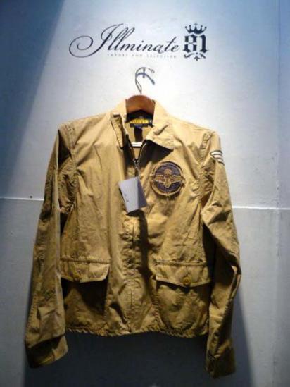 Ralph Lauren Rugby Jacket