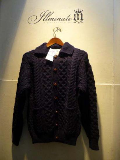 John Molloy Wool Cardigan