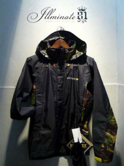 Berghaus×Griffin Gore-tex jacket