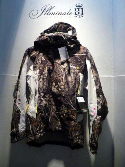 Berghaus×Griffin AQ2 jacket