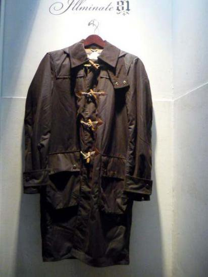 BARBOUR Duffle Coat