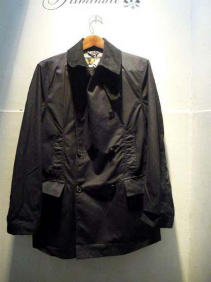 BARBOUR Oiled P-coat