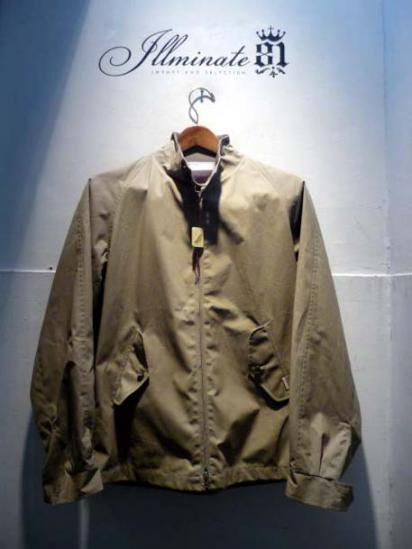 BARACUTA G-4 Jacket paraffin