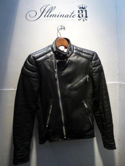 BELSTAFF Leather Riders Jacket 70-80'S Vintage