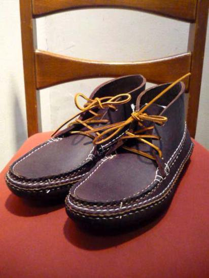 ARROW MOCCASIN Race Moccasin