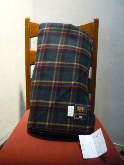Gloverall Blanket Made in ENGLAND