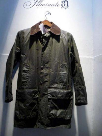 BARBOUR Border 80-90's Vintage