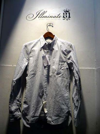 RRL Stripe B.D Shirts