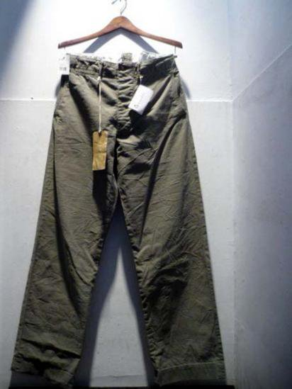 RRL Miritary Pants