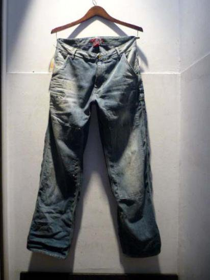 REDs Italy denim pants