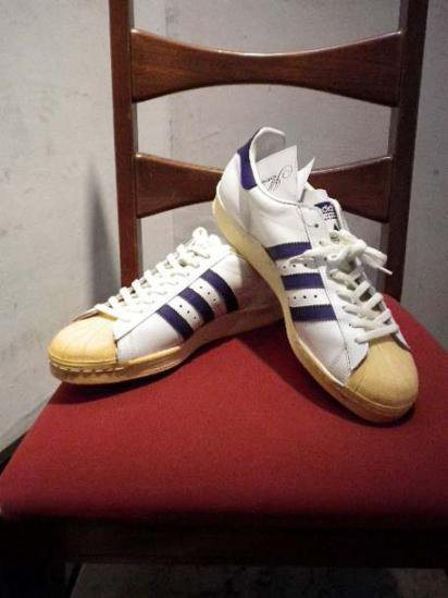 adidas Super star 80's Vintage Dead stock