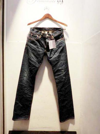 RRL LOW STRAIGHT REG  DENIM PANTS