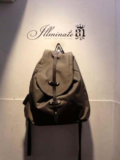 RD by Jas M.B. Loop Back Pack