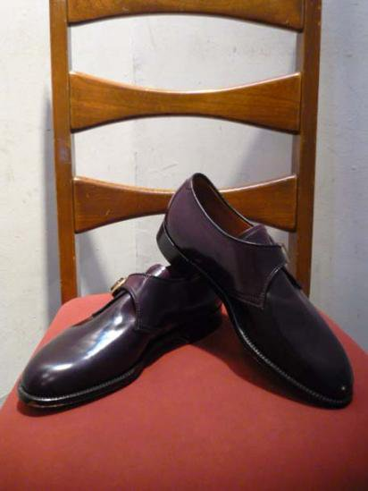 Alden Monk Strap Shoes #8 Aberdeen Last
