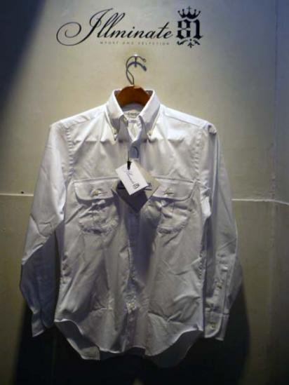 INDIVIDUALIZED SHIRTS Twill W-pk  illminate別注