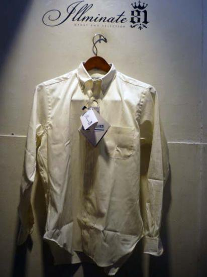 INDIVIDUALIZED SHIRTS Pin-Ox  illminate別注 Natural