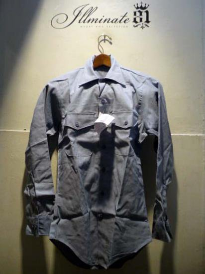 80's Dead Stock U.S Navy Utility Shirts